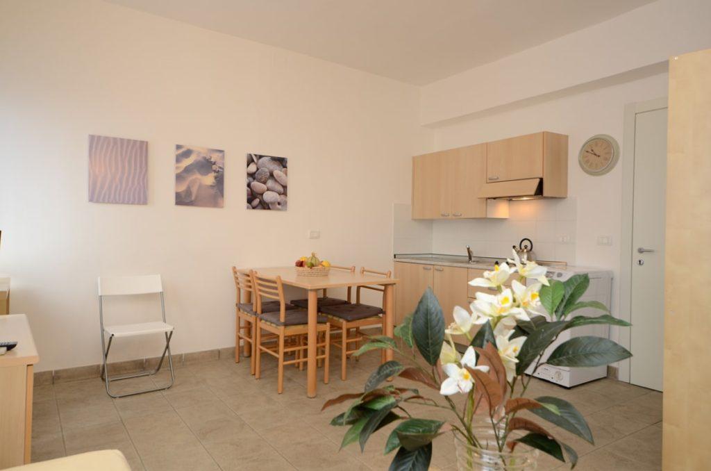 Bilocale v.mare max 5 pax – Bagni Al Saraceno Residence